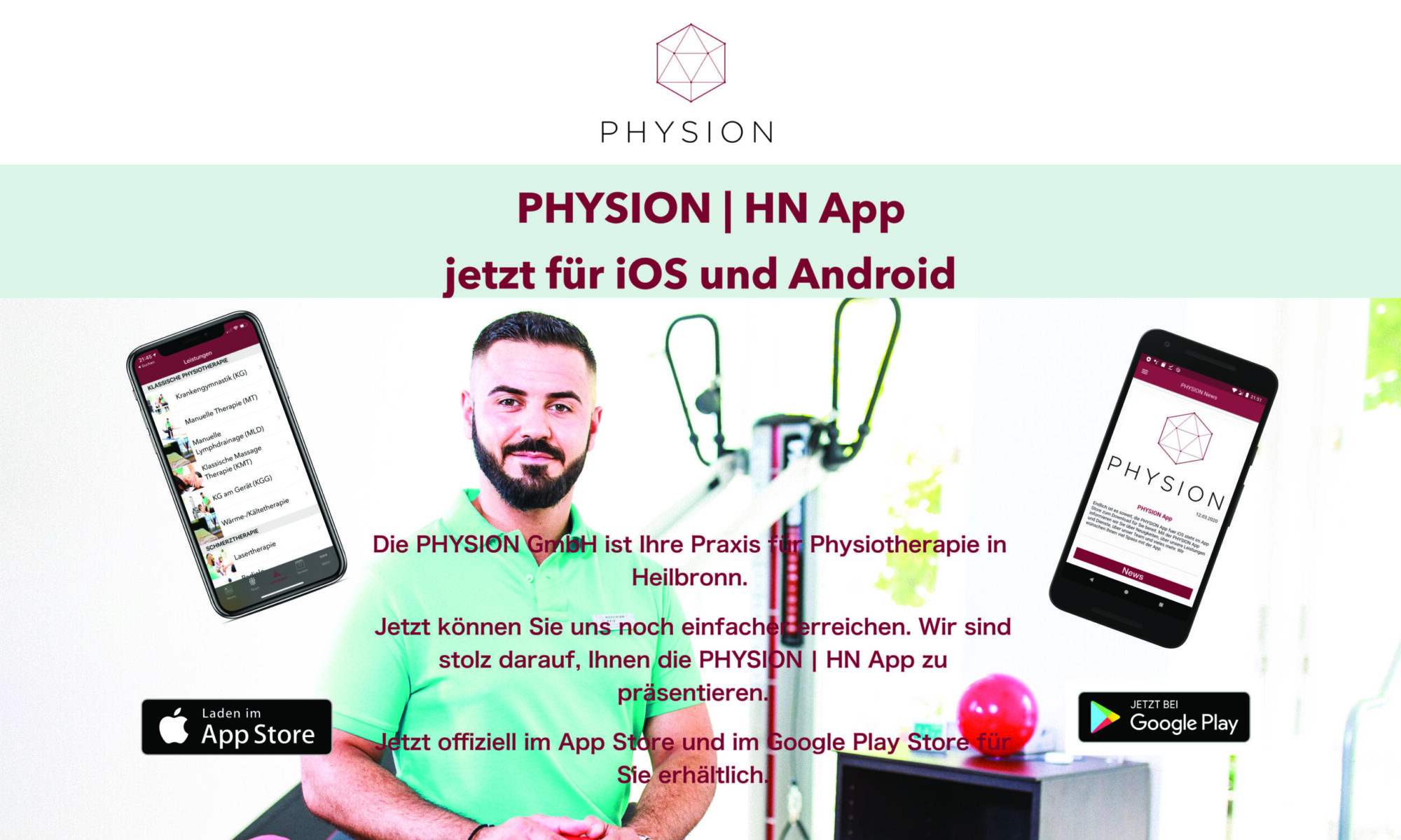 PHYSION | HN App